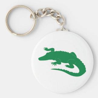 Crocodile Alligator Gator Reptile Keychain