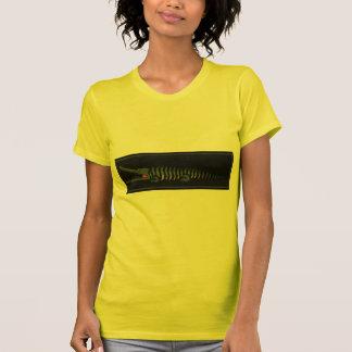 Crocodile - Antiquarian Colorful Book Illustration T-Shirt