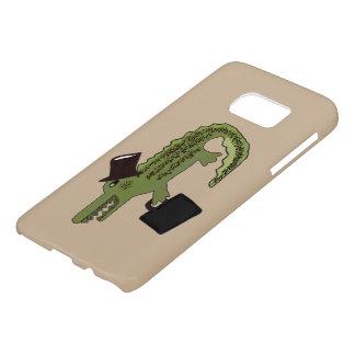 Crocodile Cool Samsung Galaxy S7 Case