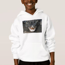 Crocodile Digital Art Kid's Sweatshirt