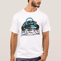 Crocodile DJ T-Shirt