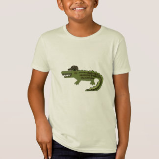 Crocodile Earth Day Every Day T-Shirt