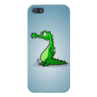 Crocodile Cover For iPhone 5