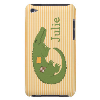 Crocodile iPod Touch case
