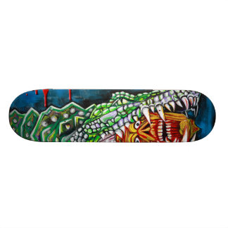 Crocodile Lollipop Skateboard