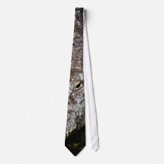 Crocodile Neck Tie