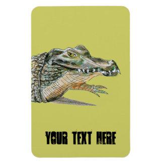 Crocodile Premium Flexi Magnet
