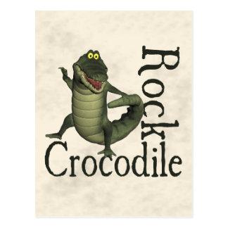 Crocodile Rock Postcard
