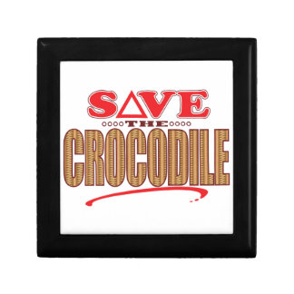 Crocodile Save Gift Box