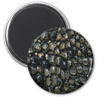 crocodile skin art vol 1 magnet