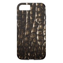 Crocodile Skin Case-Mate I-Phone 6 iPhone 7 Case