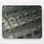 Crocodile Skin Mousepad
