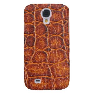 Crocodile Skin Print Samsung Galaxy S4 Cover