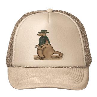 Crocodile Wallaby  Hat