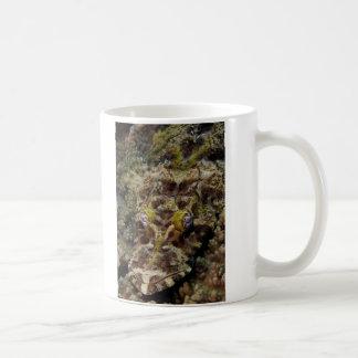 Crocodilefish Cymbacephalus Beauforti Coffee Mug
