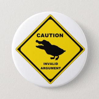 Crocoduck Button