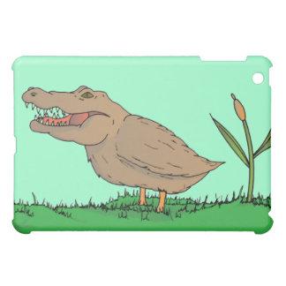 Crocoduck iPad Case in colour!