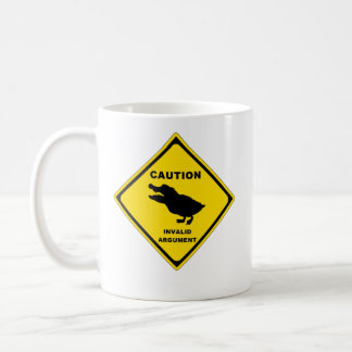 Crocoduck Coffee Mug