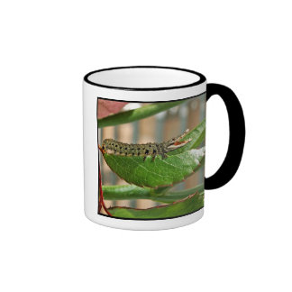 Crocopillar mug