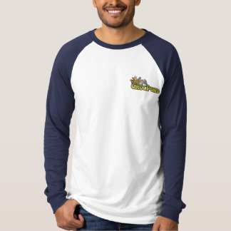 CrocPond Logo with Characters Men's Shirt