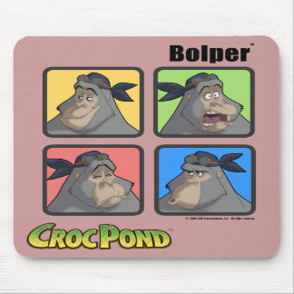 CrocPond's BOLPER Expressions Mousepad