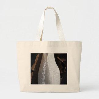 Crocus after the rain Bag