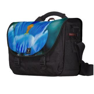 Crocus Colors Laptop Messenger Bag