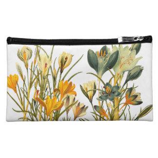Crocus Floral Botanical Flowers Bag