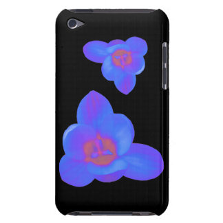 Crocus Flower Hot and Cold  iPod Case-Mate Case