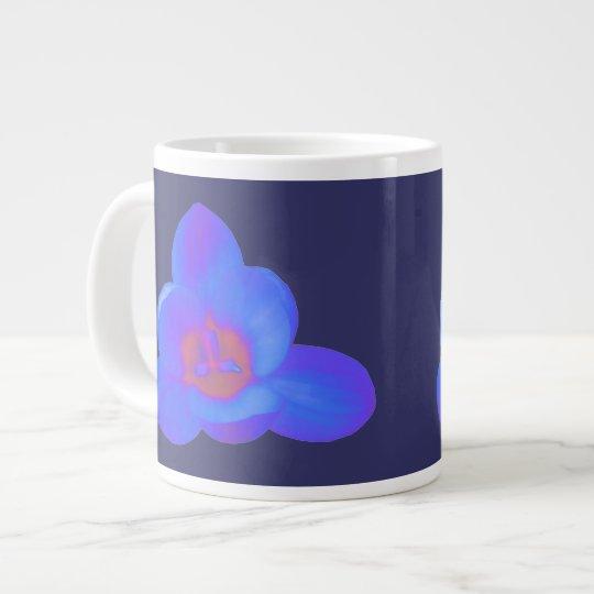 Crocus Flower Hot and Cold Mug
