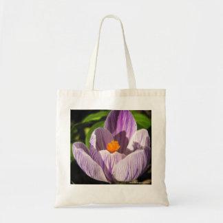 Crocus in Bloom Tote Bags