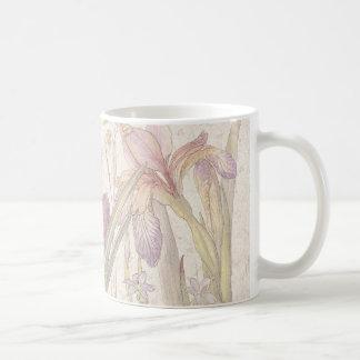 Crocus Iris Wildflower Flowers Meadow Mug