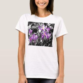 Crocus Ladies T-Shirt
