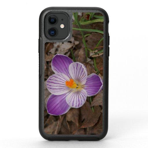 Crocus, Otterbox iPhone 11 Case.