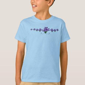 Crocus Plant Line T-Shirt