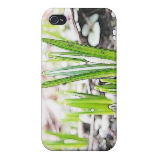 Crocus Sprouts In The Spring Garden iPhone 4/4S Cover