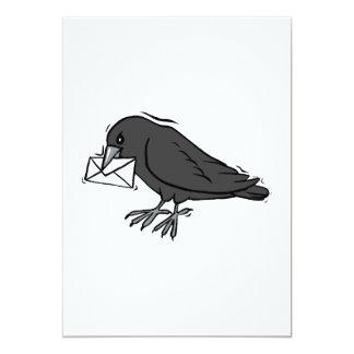 Crodell Crow Card