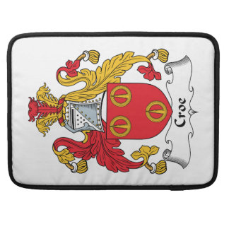 Croe Family Crest Sleeve For MacBook Pro