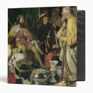 Croesus and Solon, 1624 3 Ring Binder