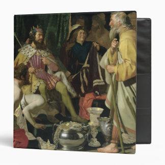 """Croesus y Solon, 1624 Carpeta 1 1/2"""""""