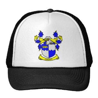 CROFT Coat of Arms Hats