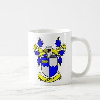CROFT Coat of Arms Mug