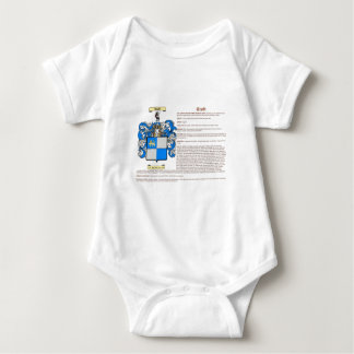 croft (meaning) baby bodysuit