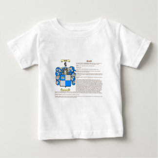 croft (meaning) baby T-Shirt