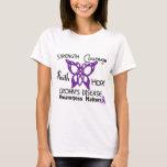 Crohn's Disease Celtic Butterfly 3 T-Shirt