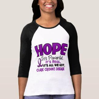Crohn's Disease HOPE 1 T-Shirt