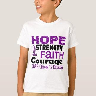 Crohn's Disease HOPE 3 T-Shirt