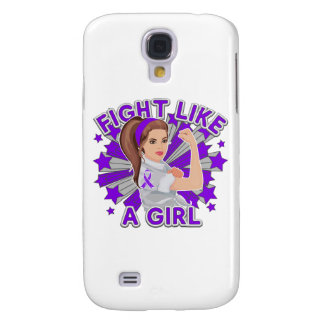 Crohn s Disease Modern Rosie Fight Galaxy S4 Covers