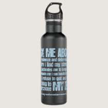 Crohns and Colitis Empowerment Water Bottle