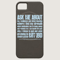Crohns and Colitis Iphone 5 Case